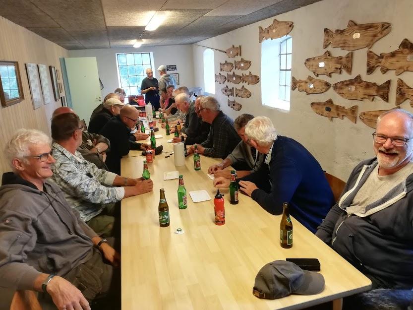 Seniorklub i Fiskerly @ Fiskerly | Langå | Midtjylland | Danmark